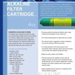 Filter Alkaline