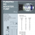 Booster Pumps HF-8007