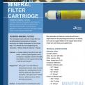 Filter Mineral